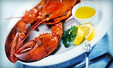 Take-Home Lobster Bake for Four or Six from Lobster Express (Half Off)