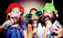 Four- or Six-Hour Photo-Booth Rental from Hill Country Photo Booths (Up to 56% Off)