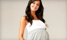 $15 for $35 Worth of Maternity Wear and Baby Clothes at Nest Maternity