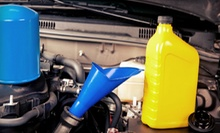 One or Three Oil-Change Packages with Tire Rotation, Inspection, and Wash at Suntrup Automotive Group: Kia and Hyundai (Up to 67% Off)
