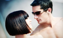 Mens Haircut or Womens Haircut With or Without Blow-Dry and Style at Dominick's Hairstylists' (Half Off)