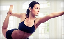 $25 for Five Hot Yoga Classes at Bikram Yoga Capitol Hill (Up to $100 Value)