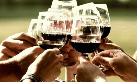 Up to 42% Off Wine Tasting for Two or Four at Fergedaboudit Vineyard and Winery