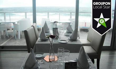 Arribas Terrace — Praia Grande: menu de peixe para duas ou quatro pessoas desde 34,90€