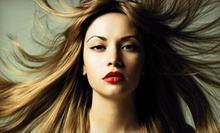 Haircut or Keratin Treatment at Bella's inside Mickie's Beauty Salon (Up to 68% Off). Four Options Available.