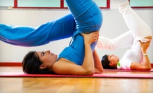$35 for 10-Class Yoga Course at Red-Yoga ($100 Value)