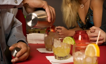 Amateur Mixology or Wine 101 Class for One or Two at Action Bartending School (Up to 68% Off)