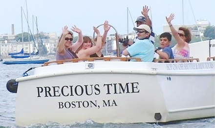 BYOB/F Island Picnic to Spectacle Island for 2, 4, 6, 12, or 24 from Boston Harbor Shuttle (Up to 65% Off)