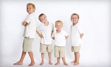 Portrait Packages with Three-Image CD and Prints or Gallery-Wrap at jcp portraits (Up to 83% Off)
