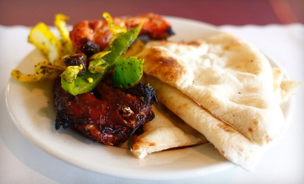 Indian Cuisine and Drinks at Little India Restaurant & Bar (Half Off). Two Options Available.