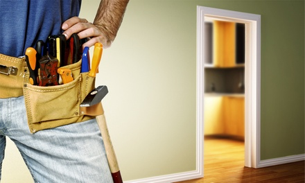 Two, Four, or Seven Hours of Handyman Services from White Oak Building & Design, Inc. (Up to 54% Off)