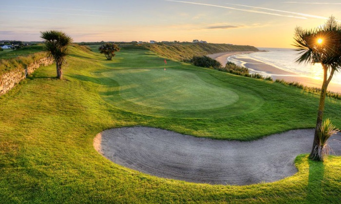 St. Helen's Bay Golf Resort - Wexford: Co. Wexford: 2 or 3 Night Self-Catering Stay For Up To Four from £75 at St Helen's Bay Golf Resort