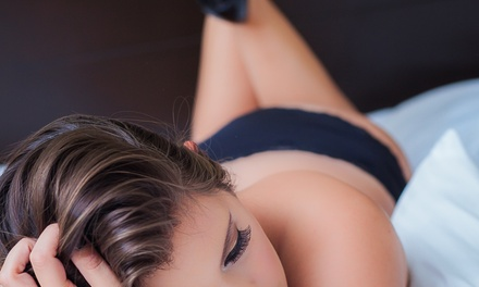30-Minute Boudoir Photo Shoot with Retouched Images from Angela Duncan Photography (70% Off)
