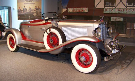 Admission for Two or Four to the Moonlight Memories Gala at America On Wheels (Up to 51% Off)
