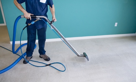 Carpet Cleaning for Three or Four Rooms and a Hallway from MW Cleaning Solutions (Up to 66% Off)