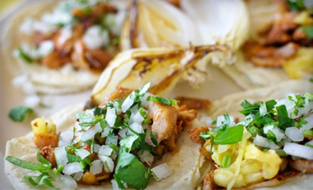 $10 for $20 Worth of Mexican Food at Restaurante La Laguna