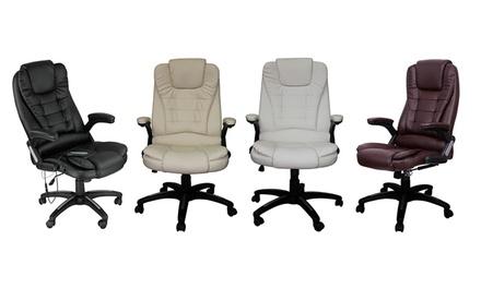 Cadeira de escritório de massagem Safopor 159,99€