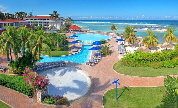 TripAlertz wants you to check out ✈ All-Inclusive Holiday Inn Montego Bay Stay with Air. Incl. Taxes & Fees. Price per Person Based on Double Occupancy. ✈ All-Inclusive Vacation in Jamaica with Airfare - Jamaican Vacation with Airfare
