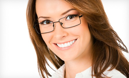 $49 for an Eye Exam and $100 Toward Glasses at Espaillat Vision Network, Pllc ($200 Value)