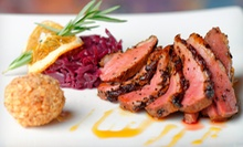 French Cuisine for Two or Four for Dinner at La Parisienne Bistro (Up to 51% Off)