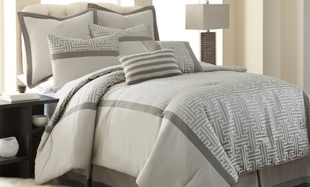 PCT Home Collection 8-Piece Comforter Sets
