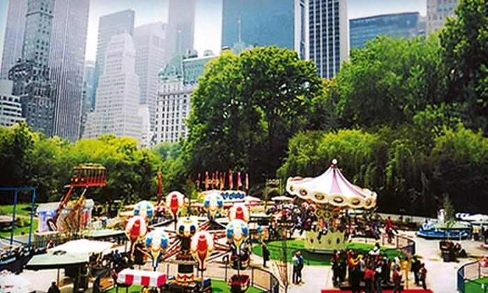Amusement Park Victorian Gardens Groupon