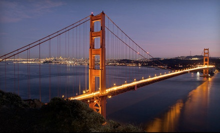 Three-Hour Photography Basics or Golden Gate at the Golden Hours Workshop from Eric C. Gould Photography (Up to 67% Off)