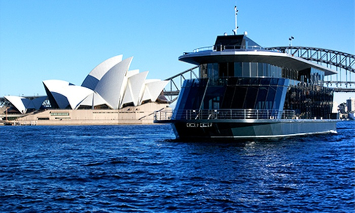 Starship - Darling Harbour: Harbour Cruise to see the Start of the Sydney to Hobart Yacht Race - Child ($49) or Adult ($69) with Starship Sydney