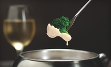 Three-Course Fondue Dinner with Drinks for Two or Four at The Melting Pot (Up to 51% Off)