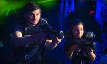 Two Games of Laser Tag for Two or a Family Fun Package for Four at Sandy Springs Funhouse (Up to 57% Off)