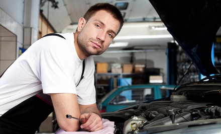 Oil Change, Texas State Auto Inspection, or Both at Express Oil Change & Service Center (52% Off)