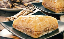 $5 for $10 Worth of Gourmet Quiche, Baklava, Borekas, and Cakes at Yonas Gourmet Delights