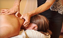 60-Minute Therapeutic Massage or 90-Minute Hot Stone Massage at Lea Wildflower Massage Therapy (Up to 55% Off)