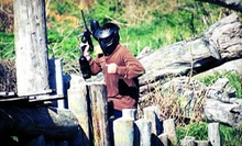 Paintball for Two, Four, Six, or Eight with Rentals and Paint at Sport Swings and Paintball (Up to 57% Off)