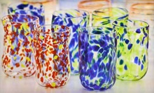 Three-Hour or Five-Week Glass-Blowing Class at Janke Studios (Half Off)