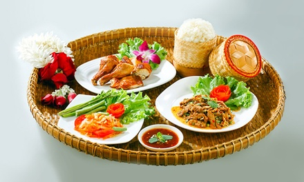 $12 for $20 Worth of Thai Cuisine for Dinner at Thai 99