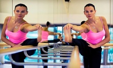 5 Barre or Yoga Classes or 10 Barre Classes at Yoga Lounge (Up to 56% Off)