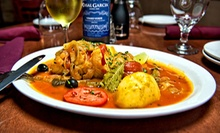 $20 for $40 Worth of Cuban and Portuguese Food at Lisboa-Habana Restaurant