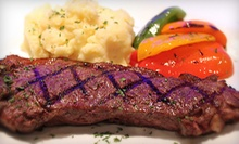 $31.49 for Brazilian Dinner for Two at Boteco Restaurant (Up to $63 Total Value)