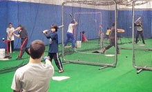$49 for a Private Lesson and Two Weeks of Unlimited Group Lessons at Chicagoland Baseball Academy ($223.50 Value)