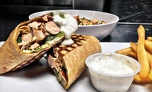 $10 for $20 Worth of Greek Cuisine at Greek City Cafe