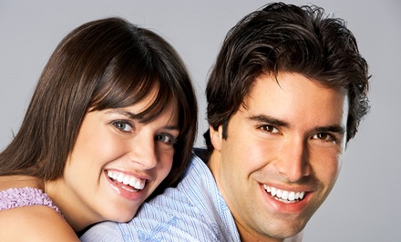 $119 for 60-Minute In-Office Laser Teeth Whitening at DaVinci Teeth Whitening ($199 Value)
