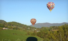 $125 for a One-Hour Sunrise Hot Air Balloon Ride from Asheville Hot Air Balloons ($235 Value)