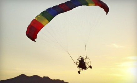 $125 for a Powered-Parachute Lesson from Arizona Powerchutes ($289 Value)