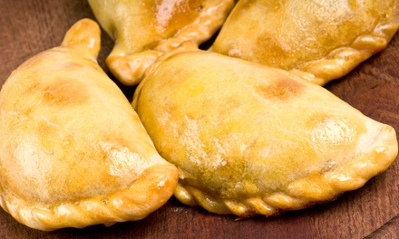 Empanadas and Latin Cuisine at O'LaLa Empanadas and International Cuisine (Up to 50% Off). Two Options Available.