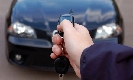 $149 for a One-Button Remote Car Starter with Installation at Sound of Tri-State ($325 Value)