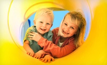 Two-Hour Birthday Party with Private Party Room for Up to 15, or Five All-Day Play Sessions (Up to 50% Off)