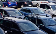 $10 for Three Days of Airport Parking at Park & Go ($22 Value)