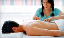Exam and One or Three Acupuncture Treatments at Acupuncture and Alternative Medicine Center (Up to 64% Off)