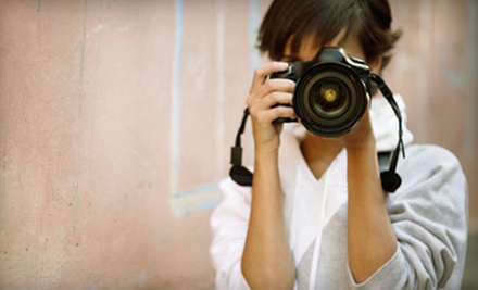 Two- or Four-Hour Beginner or Advanced Photography Classes at The Studio MPLS (Up to 83% Off)